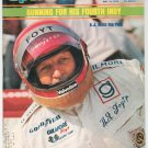 Sports Illustrated Magazine May 19 1975 Indy A.J. Foyt