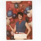 Vintage Workbasket Magazine July 1969