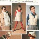 Vintage Bernat Blarneyspun Boutique Irish Look Booklet Number 159