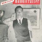 Vintage Bernat's Handicrafter Handknits For Men & Boys Volume XV Number 1