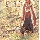 Fabulous 8 Ply by Cleckheaton 16 Patterns Knit