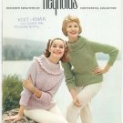 Vintage Designer Sweaters By Reynolds Continental Collection Volume 28