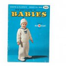Vintage Babies by Coats & Clark's Book 200 Knit & Crochet
