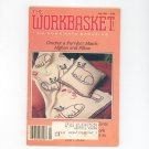 Vintage Workbasket Magazine July 1983