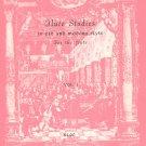 Flute Studies Old & Modern Style Volume 1 Kalmus Solo Series Number 4487 Belwin