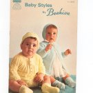 Baby Styles by Beehive Number 117 Patons Knit