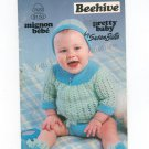 Beehive Pretty Baby by Susan Bates Number 420 Patons Knit