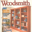 Woodsmith Magazine Back Issue Jewelry Chest Bookcase Planter Volume 27 Number 159 June July 2005