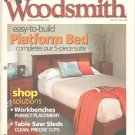 Woodsmith Magazine Back Issue DVD Storage Inlay Mirror Volume 27 Number 160 August September 2005