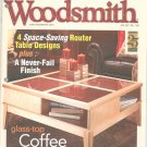 Woodsmith Magazine Back Issue Glass Top Coffee Table Volume 26 Number 156 December January 2004