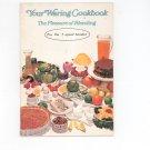 Your Waring Cookbook / Manual 7 Speed Blender Vintage 1970