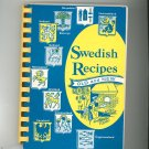 Swedish Recipes Old And New Cookbook American Daughters Of Sweden
