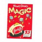 Vintage Money Saving Magic Herb Ox Cookbook 25 Menus 1958 And Recipes