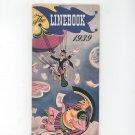 Vintage Chicago Tribune The Linebook 1939 Line Book