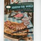 Good Housekeeping's Around The World  Cookbook Vintage 1958 #19