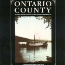 Ontario County Pictorial Reflections In The Finger Lakes New York by Valerie Knoblauch 096220370x