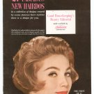 Vintage 27 Fabulous New Hairdos Good Housekeeping's Beauty Editorial Sunbeam 1961