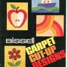 Bissell Carpet Cut Up Designs 1980 Wall Art