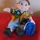 Ty Beanie Kids Buzz With Outfit With Hang Tag