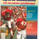 Sports Illustrated Magazine November 4 1974 The Oklahoma Controversy