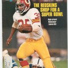 Sports Illustrated Magazine August 16 1976 Calvin Hill Redskins