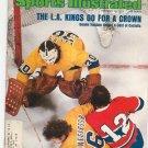 Sports Illustrated Magazine February 10 1975 L.A. Kings Vachon Hockey