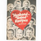 Vintage Husband Tested Recipes Cookbook Pet Milk Mary Lee Taylor 1949