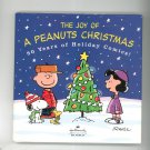 The Joy Of A Peanuts Christmas 50 Years Of Holiday Comics Schulz Hallmark First Edition