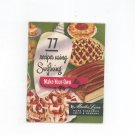 77 Recipes Using Swifting Make Your Own Mix Cookbook by Martha Logan