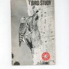 Vintage Bird Study Boy Scouts Of America Merit Badge Series 1971 BSA