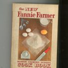 The New Fannie Farmer Boston Cooking School Cookbook Vintage 1951 First Printing