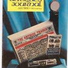 Vintage The Antiques Journal July 1968 Jim Beam Bottle