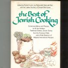 The Best Of Jewish Cooking Cookbook First Printing Hard Cover Dust Jacket