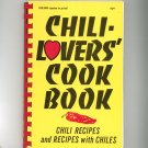 Chili Lovers Cook Book Cookbook 091484606x