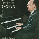 Vintage Hymns For The Organ by Don Hustad 1965