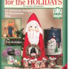 For The Holidays by Donna Dewberry Folk Art  One Stroke Plaid