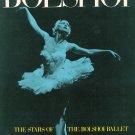 Vintage The Stars Of The Bolshoi Ballet S. Hurok Souvenir Program With Insert 1968