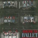 Vintage American Ballet Theatre 1961 1962 Souvenir Program