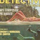 Vintage Official Detective Stories Magazine October 1967