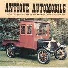 Antique Automobile Magazine Back Issue November December 1979 Volume 43 Number 6