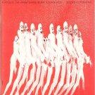 Dance Magazine October 1968  Vintage Avant Garde Bejart Turbulence The Clowns