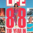 Life Magazine January 1989 Special Issue 1988 The Year In Pictures Back Issue