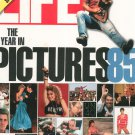 Life Magazine January 1986 Special Issue 1985 The Year In Pictures Back Issue