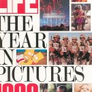 Life Magazine January 1991 Special Issue 1990 The Year In Pictures Back Issue