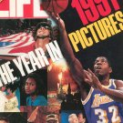 Life Magazine January 1992 Special Issue 1991 The Year In Pictures Back Issue