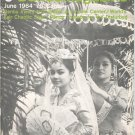 Dance Magazine June 1964 Vintage