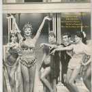 Theatre Arts Magazine June 1963 Vintage Not PDF