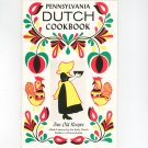 Pennsylvania Dutch Cookbook Fine Old Recipes Culinary Arts Press