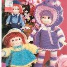 Crochet Darlings by Kati Spangler & Joan Champion MM901