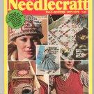 Good Housekeeping Needlecraft Magazine Fall Winter 1977 / 1978 Vintage Back Issue